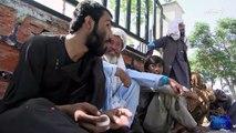 اعضای این حرکت میگویند، پاکستان بیشتر در ناامنی های افغانستان دست دارد به همین خاطر مدت اعتراض ما در مقابل سفارت این کشور نامعلوم است. قبل ازین اعضای حرکت مرد