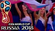Les Plus belles Supportrices de la Coupe du monde 2018