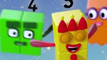Play doh Numberblocks CARTOONS FOR CHILDREN | Animation s for kids | Number blocks Fluffies