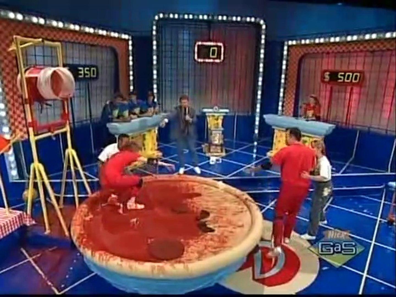Family Double Dare (1992) - Slime City Slickers vs. Irizarry All-Stars