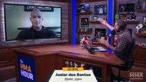 Junior dos Santos On USADA: 'Youre Guilty Until Youre Proven Innocent