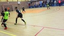 Tournoi en salle U13 ans d'Erre/Hornaing : Finale Waziers 1 - Waziers 2