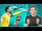 Top 10 World Cup Knockout F*ck Ups! | Feat. The GOAT, Neymar, STEROIDS!!