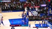LeBron James vs Ben Simmons! Joel Embiid 30 Points! Cavs vs 76ers 2017-18 Season