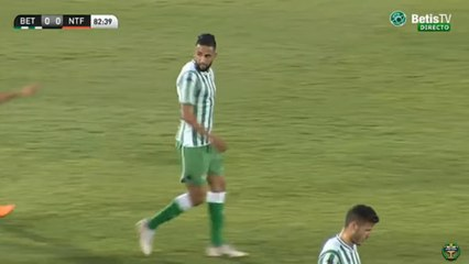 Boudebouz buteur en amical face à Nottingham Forest
