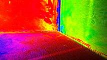 3D Laser Scanning - Recreating geometry staircase landing (3D laser scanning - point cloud)