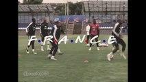 Le générique de « Friends » avec l'équipe de France