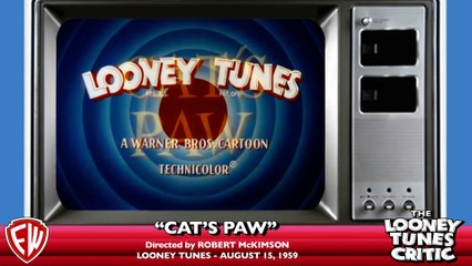 Cat's Paw | Looney Tunes Critic Commentary