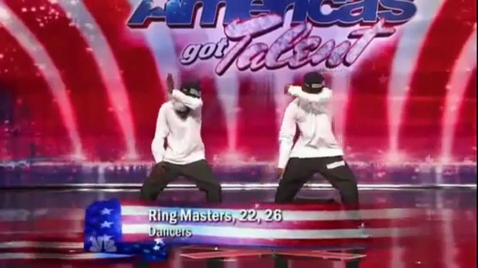 Americas Got Talent Bone Crusher