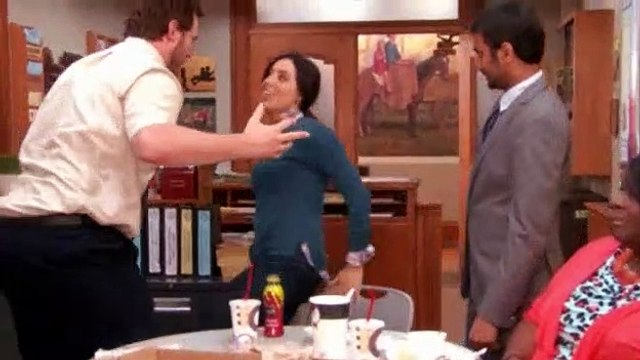 Parks and Recreation S05E20 - Jerry's Retirement