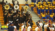 "Frederick Douglass High School ""Marching Astros"" I Performing ""ESPN"""