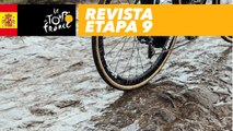 Revista : Beware of the cobbles - Etapa 9 - Tour de France 2018