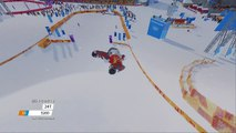 Steep スノーボードハーフパイプ平昌オリンピック金メダルショーン・ホワイト、USオープン金メダル平野歩夢を超えるバックサイドコーク1260
