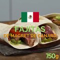 ⚽ Match de  ̶P̶o̶u̶l̶e̶  Canard ⚽Après le match du Mexique, on n'a pas résisté à cette recette de Fajitas Pour plus de recettes de magret de canard :