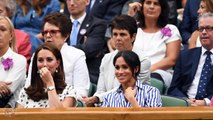 Meghan Markle Fight Back 'Tears' As Serena Williams Emotional Speech After Losing In The Wimbledon