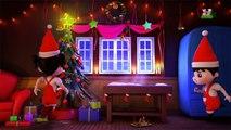 Santa Claus finger family | Farmees Christmas songs | merry Christmas | Santa Claus songs for kids