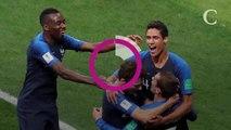 Coupe du monde 2018 : les enfants des champions du monde posent avec la coupe !