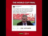 ‪How Twitter reacted to France winning an amazing #WorldCupFinal!‬