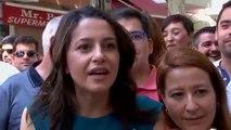 Noticia | Abuchean a Inés Arrimadas mientras pasea por Canet de Mar 14/7/2018