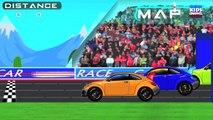 Voiture de sport | course Vidéo