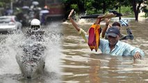 Mumbai Heavy Rainfall continuously Lashes the city, Witnesses Water Logging | Oneindia New