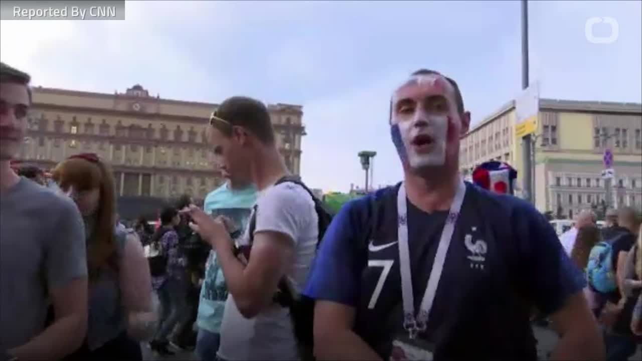 France Wins World Cup For Second Time