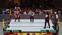 WWE 2K18 Extreme Rules 2018 SD Tag Titles The Bludgeon Brothers Vs Team Hell No