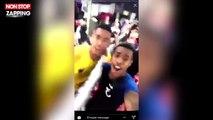 France championne du monde : La joie des Bleus dans les vestiaires ! (vidéo)