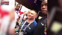 France championne du monde : Un militaire blessé au Mali invité dans les vestiaires des Bleus (vidéo)