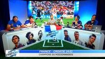 CHAMPIONS DU MOOONDE ! FRANCE 4-2 CROATIE (Débrief)