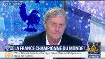 """Jean-Miche Larqué """"tourne la page"""" du football"""