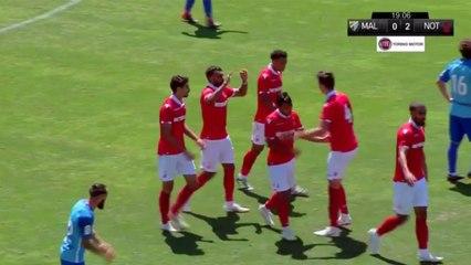 Nottingham Forest : Soudani buteur en amical face à Malaga