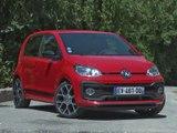 Essai Volkswagen up! 1.0 115 ch GTI (2018)