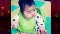 Fat Baby Feed Baby Milk  Lovely baby  Cute Baby  Funny Baby  Innocent Baby  Baby kissing