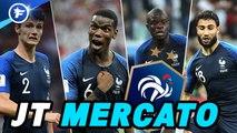 Journal du Mercato : les Bleus champions du monde vont enflammer le marché