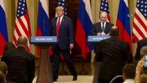 """- Trump Ve Putin, Suriye'ye İnsani Yardım İçin Ortak Çalışma Kararı Aldı- ABD Başkanı Donald Trump:- """"Rusya Kırım'ı İşgal Etmiştir Ve Biz Bunu Tanımıyoruz""""- """"Rusya'da Bizim Gibi Nükleer Silahsızlanmadan Yana""""- Rusya Devlet Baş..."""