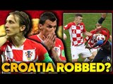 Were Croatia CHEATED In The World Cup Final?! | #WorldCupReview