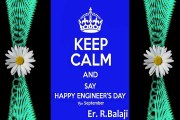 Happy Engineers Day Messages SMS WhatsApp Status, Engineers Day Quotes Wallpapers Wishes Images Greetings Wallpapers Pictures Photos #3