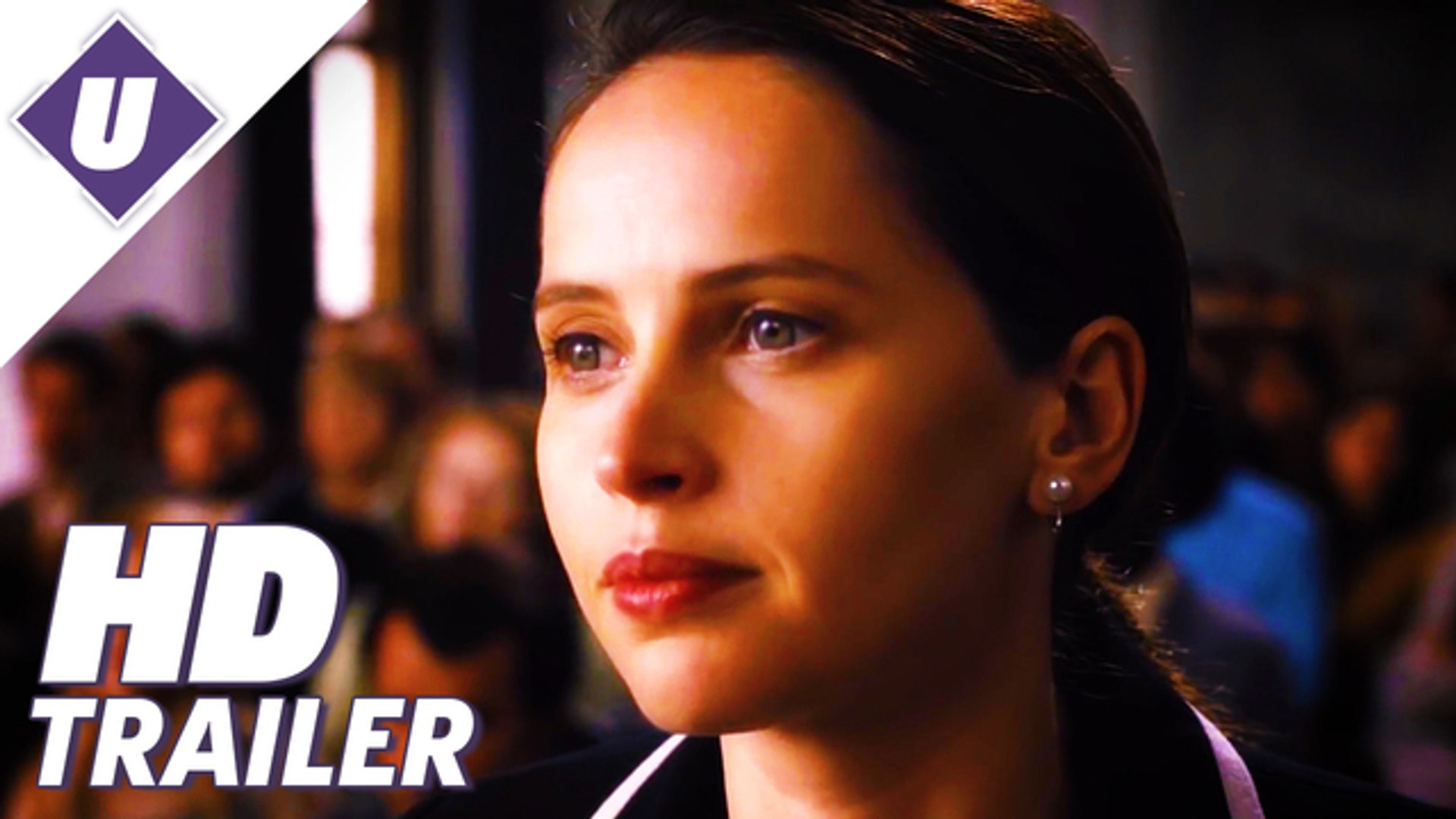 On The Basis Of Sex - Official Trailer (2018) | Felicity Jones