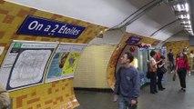 Six stations du métro parisien rebaptisées