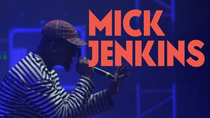 Mick Jenkins - Live (Dour 2018)