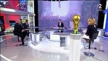 Coupe du monde : l'hommage de la Patrouille de France aux Bleus
