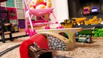 Thomas and Friends | Thomas Train with CAT Trains, Brio Trains, Imaginarium Toy Trains, an