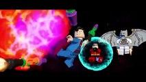 Lego Batman 3: Beyond Gotham Movie Cartoons About Lego Videos for Kids