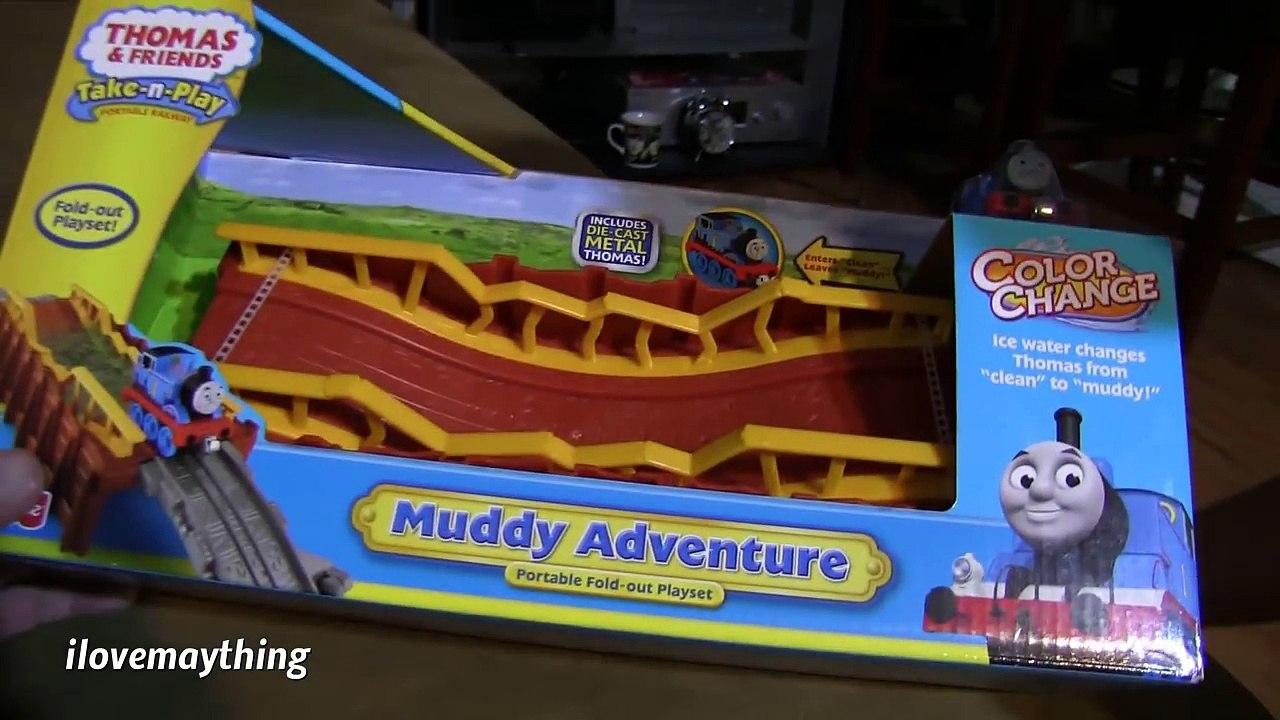 Thomas & Friends: Thomas Muddy Adventure (Color Change)
