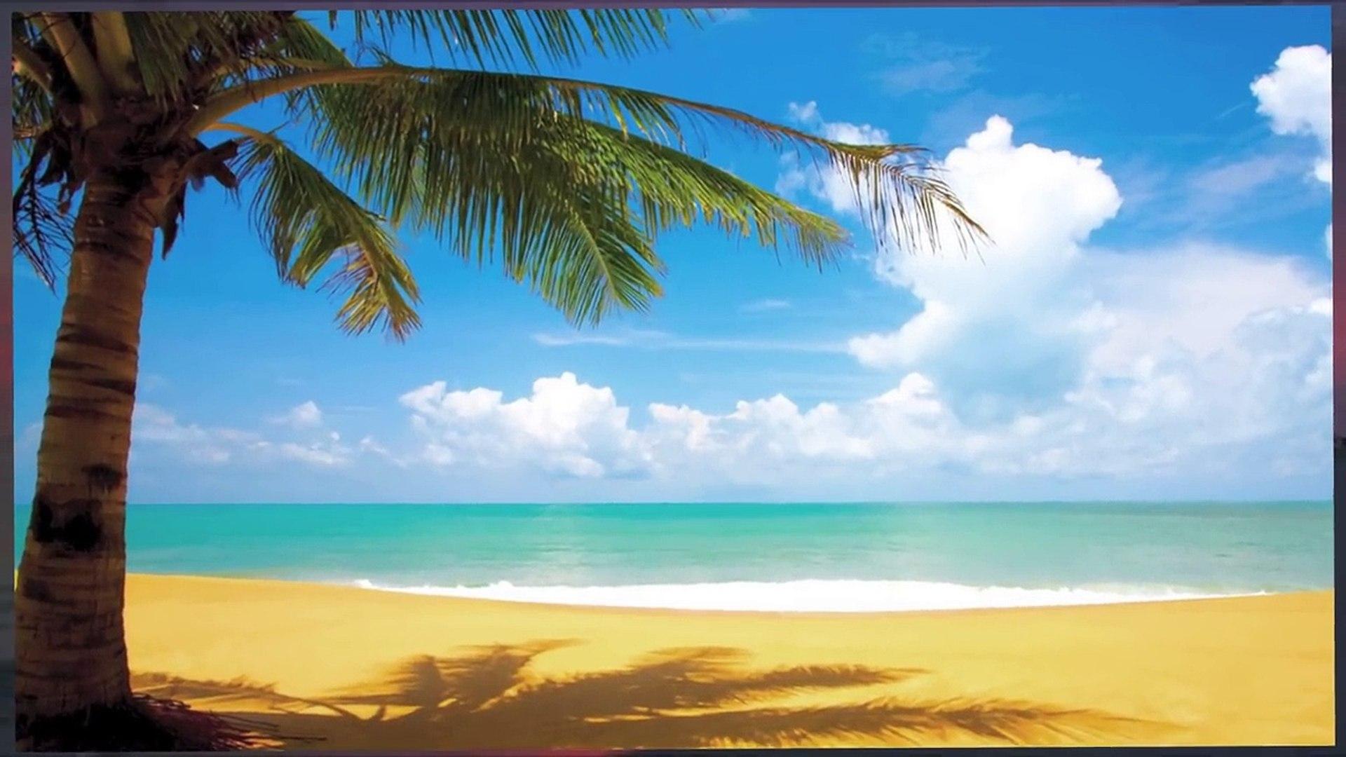 Beautiful Hawaiian Music! Beautiful Hawaiian Scenery!