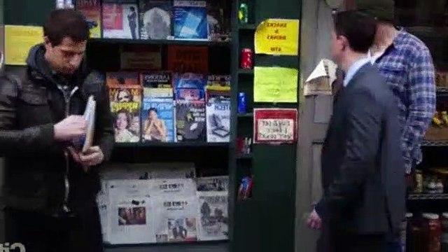 Brooklyn Nine Nine S03E22 - Bureau