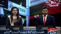 Afghan President Ashraf Ghani calls the army chief and the caretaker prime minister nasir  ul mulk