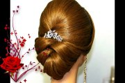 Most Beautiful Indian Wedding Bridal Hairstyles, Indian Wedding Hairstyles For Beautiful Women #2