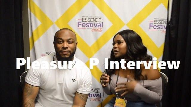 "HHV Exclusive: Pleasure P talks new solo music, his new single, Pretty Ricky dropping final album, ""Love & Hip Hop Miami"" season two, and more"